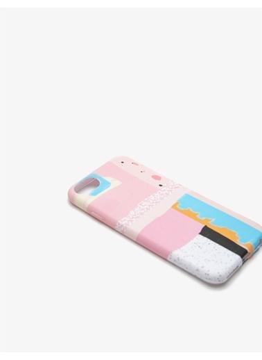 Koton Iphone 6-7-8 Telefon Kilifi Pembe